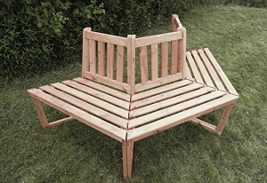 Promadino Baumbank aus Rahmenholz